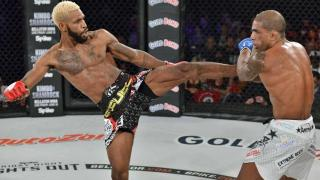 Darrion Caldwell's Unique Frame Has Him Poised For Title Shot, Forgetting Taimanglo