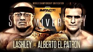 Alberto & Lashley Say Their Match Will Be 'A Thousand Times Better' Than Brock vs Joe