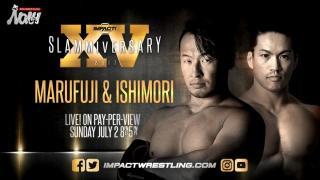 Japanese NOAH Tag Team Added To IMPACT Slammiversary 4-Way Title Match