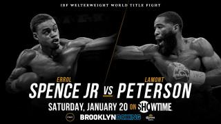 Errol Spence Jr. vs. Lamont Peterson Results: Spence Dominates In First Title Defense