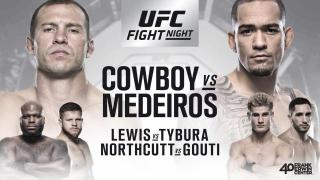 UFC Fight Night Austin Results: Donald Cerrone Faces Yancy Medeiros & Some Of Texas' Best Compete