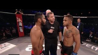 Report: Miles Johns Faces Kevin Natividad At UFC Fight Night: Hall vs. Silva