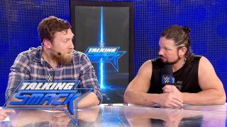 AJ Styles Said Talking Smack Was 'A Must-Watch'