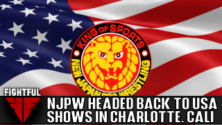 NJPW Announces Return To The United States, 'New Beginning' On January 30th And February 1st