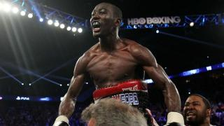 Terence Crawford Suffers Hand Injury, Title Fight Against Jeff Horn Postponed