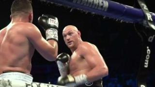 Tyson Fury Victorious In Belfast, Fight Against Deontay Wilder 'Is On'