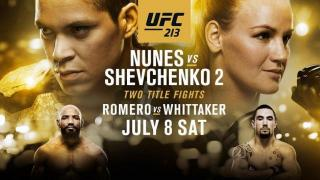 UFC 213 Results: A New Interim Middleweight Champion Is Crowned & Overeem/Werdum III