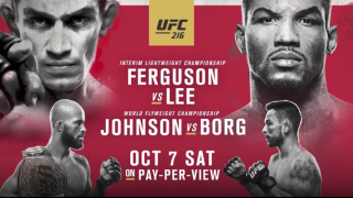 UFC 216 Results: A UFC Interim Lightweight Champion Is Crowned & Does Demetrious Johnson Make UFC History?