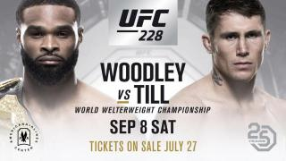UFC 228 Results: Tyron Woodley vs. Darren Till Headlines One Of The Wildest UFC Events Of 2018