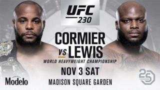 UFC 230 Results: Daniel Cormier Defends The Heavyweight Title, Plus Several Big Upsets At Middleweight