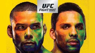 Live Coverage & Discussion For UFC Fight Night Sao Paulo 2018: #12 (MW) Thiago Santos vs. Eryk Anders