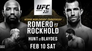 UFC 221 Results: An Interim Title Fight & Some Of Australia's Finest In Action