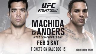 Results For UFC Fight Night Belem: Controversial Split Decision In Main Event