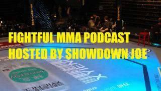 Fightful MMA Podcast (1/19) with Showdown Joe And SRS Talk PEDs, Racism, Dumb Politicians
