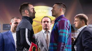 WBSS Cruiserweight Finals: Oleksandr Usyk vs. Murat Gassiev Live Coverage