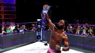 Rich Swann And WWE Agree To 'Part Ways'