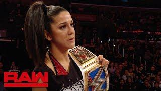 Bayley Shares That Sasha Banks, Becky Lynch & Charlotte Flair Felt Bad For Her After 2015 Call-Up