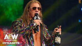 Chris Jericho Says He Tested Positive For COVID-19 In 'Maybe September,' Had No Symptoms