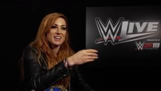 Becky Lynch Talks Comparisons To Steve Austin And CM Punk; Says She Has 'Absolutely No Talent'