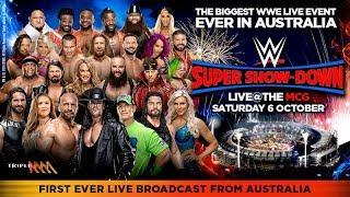 Fightful Reacts: WWE Holding Supershow In Australia In October 2018; Undertaker vs. HHH Confirmed