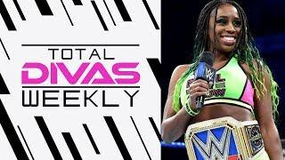 Naomi Talks About Her Future Beyond WWE, Who She Would Like To Face From WWE's Past