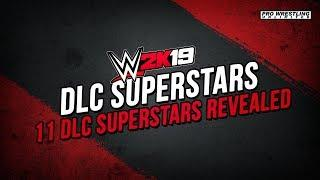 WWE 2K19 Announces First DLC Roster Pack