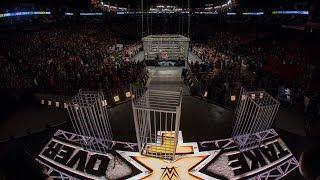 WATCH: War Games Cage Gets Built For NXT TakeOver: War Games II