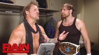 Chris Jericho Would Welcome Dean Ambrose To AEW; Says He Has Not Contacted Him