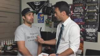 Paulie Malignaggi Sparred With Conor McGregor For 8 Rounds