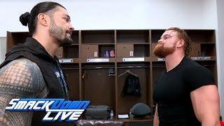Buddy Murphy Battles Roman Reigns On 8/13 WWE SmackDown