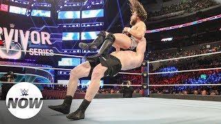 WWE Universal Champion Brock Lesnar Defeats WWE Champion Daniel Bryan At Survivor Series