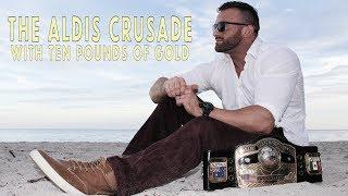 NWA Announces 'Aldis Crusade' With Ten Pounds Of Gold