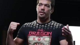 Lyoto Machida Training With Vitor Belfort's Former Coach