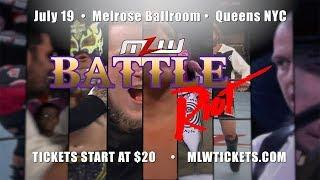 Joey Ryan, Sami Callihan, More Announced For MLW's Battle Riot