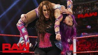 WWE Confirms Nia Jax Will Undergo Surgery To Repair Torn ACLs In Both Knees
