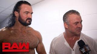 Shane McMahon & Drew McIntyre Taking On Roman Reigns On WWE RAW; Shane Choosing Roman's Partner