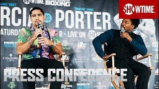 Danny Garcia vs. Shawn Porter Final Press Conference