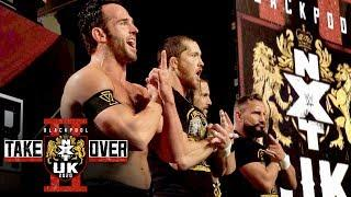 NXT UK TakeOver: Blackpool II Fallout, The Story Of Jurassic Express   Fight-Size Update