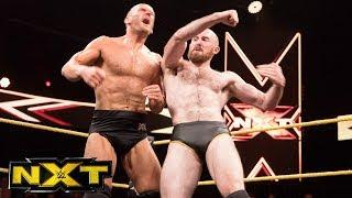 Oney Lorcan Returns At NXT Live Event