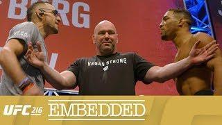 UFC 216 Embedded: Vlog Series - Episode 5