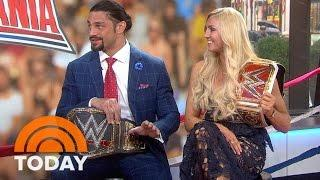Charlotte Flair: I'm Honored To Be Compared To Roman Reigns
