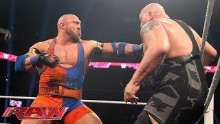 Ryback Says Big Guys Are Punished