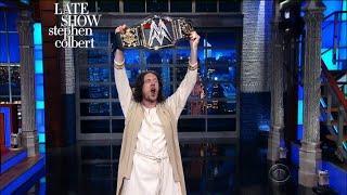 VIDEO: Jesus Responds To The WWE Trademarking Bible Verse '3:16'