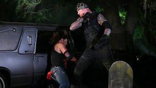 WWE WrestleMania 36: Seth Rollins vs. Kevin Owens; Owens Does Insane Dive