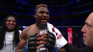 Coach Wants To See Francis Ngannou Fight Worlds Best Boxers