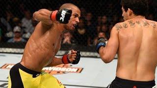 Edson Barboza Calls Tony Ferguson The Real UFC Lightweight Champion