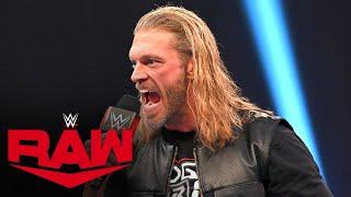 WWE Raw 3/23/20 Results: Randy Orton Responds To Edge, Tag Team Action & Becky Lynch Attacks