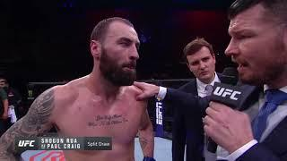 Report: Paul Craig Faces Gadzhimurad Antigulov At UFC Fight Night: Whittaker vs. Till