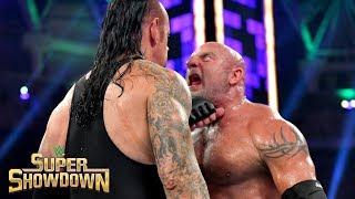 Report: Goldberg Made Over $1 Million For WWE Super ShowDown Match