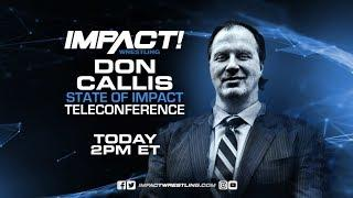 Don Callis Shares His Goals That He Wants To Accomplish As Co-Executive VP Of IMPACT, And Talks Learning From NJPW